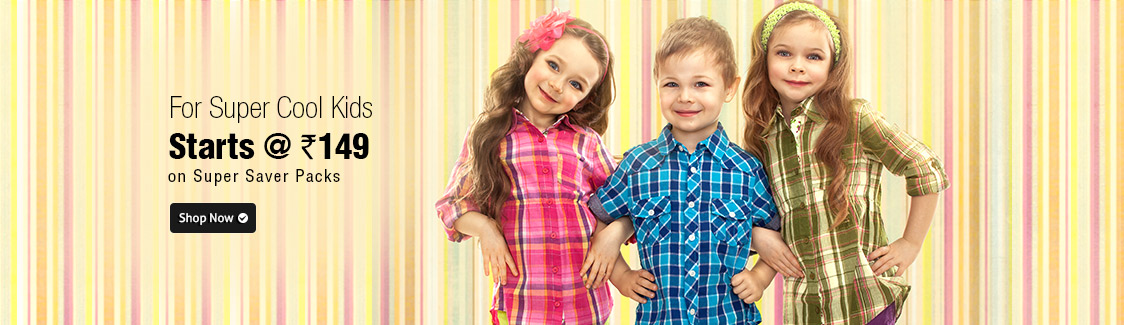 Combo Kids Apparel Special