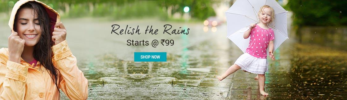 Rain Gear Special