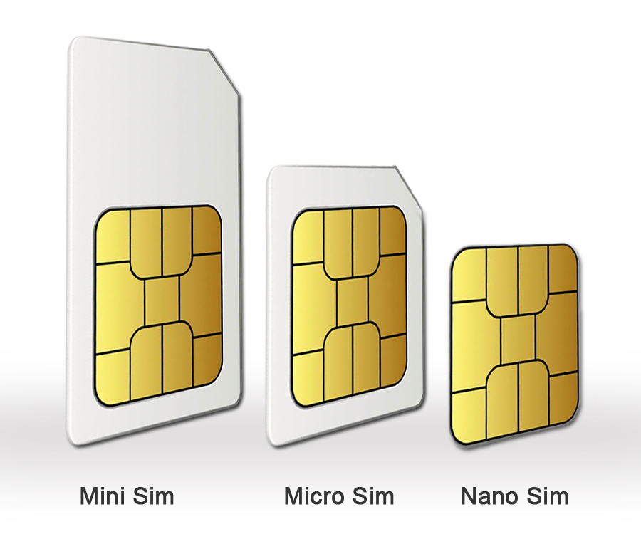 Mobile Phone Sim Type