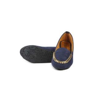 Anupamaa Girls Blue Loafer  In Blue