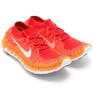 Low Cost Nike Free Flyknit 3.0 Mens - Nike Free Flyknit 3.0 Orange Nikes Discount