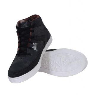 Elvace Grey Cheap Sneakers-7009