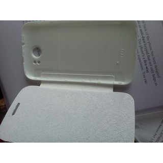 Xolo Q700 Generic Flip Cover White W1330 available at ShopClues for Rs.191