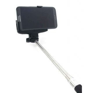 shop mono ultimate selfie stick with wireless bluetooth remote android and. Black Bedroom Furniture Sets. Home Design Ideas