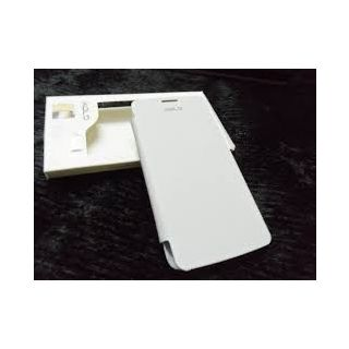 xolo q700 Generic flip cover white available at ShopClues for Rs.341