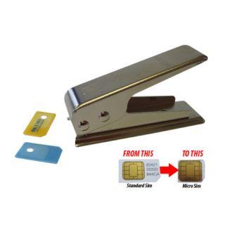 Standard Sim to Micro Sim Cutter Micro Sim Microsim Cutter