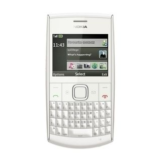 BODY PANEL HOUSING FULL OEM FOR NOKIA X2-01 WHITE/BLACK