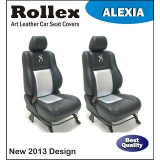 Alto 800 (Latest) Art Leather Car Seat Covers Beige
