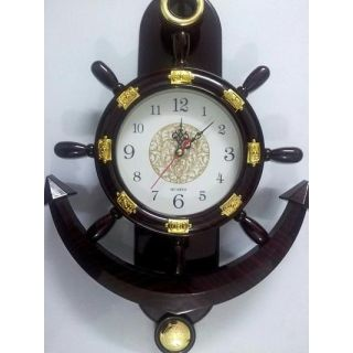 Antique Pendulum Wall Clock For Your Drawing Room