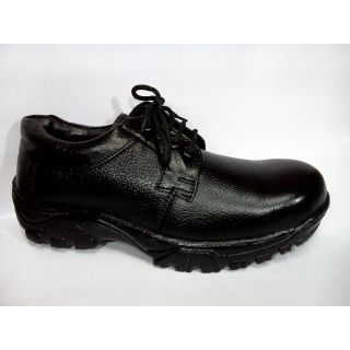 Industrial Safety Shoe With Steel Toe Cap available at ShopClues for Rs.499