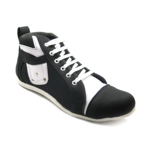 anr black and white casual shoes r 1096 buy from