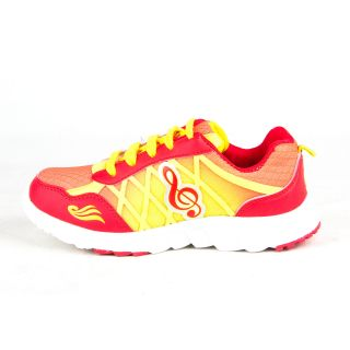 Bhavya Collection Ladies/Girls Sports Shoes BTM-081-Red
