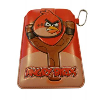 Angry Bird Mobile Pouch (Red & Pink)