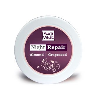 Nourishing Night Cream With Grapeseed Almond