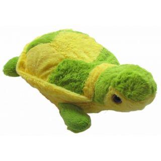 Sweet Turtle Stuffed Soft Plush Toy Kids Birthday (Green/Yellow)