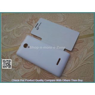 FLIP COVER FOR MICROMAX CANVAS FUN A74 WHITE