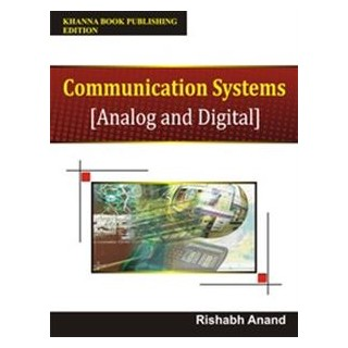 Communication Systems Analog And Digital available at ShopClues for Rs.325