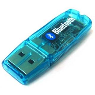 Wireless USB Bluetooth 2.0 Dongle Adapter