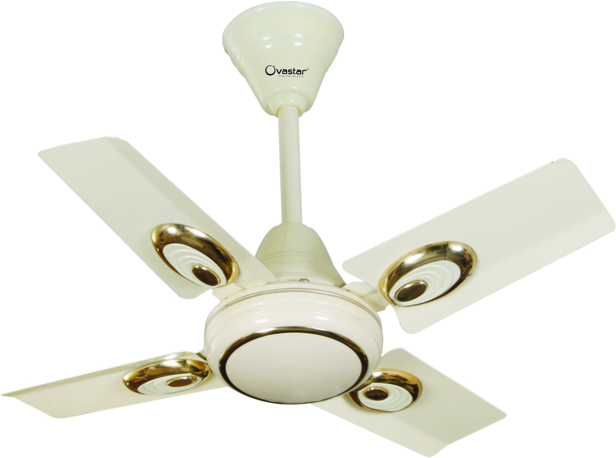 Typhoon 4 Blade (600mm) Ceiling Fan