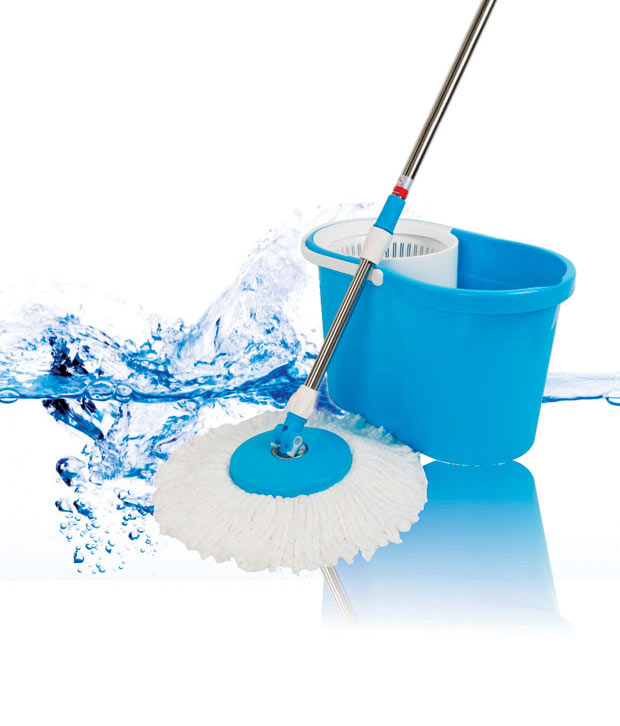 Buy Easy Perfect Spin Magic Mop Online In India 77474964