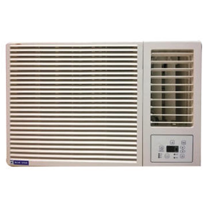 Blue star 2w18ga 1 5 ton 2 star window air conditioner for 2 ton window air conditioner
