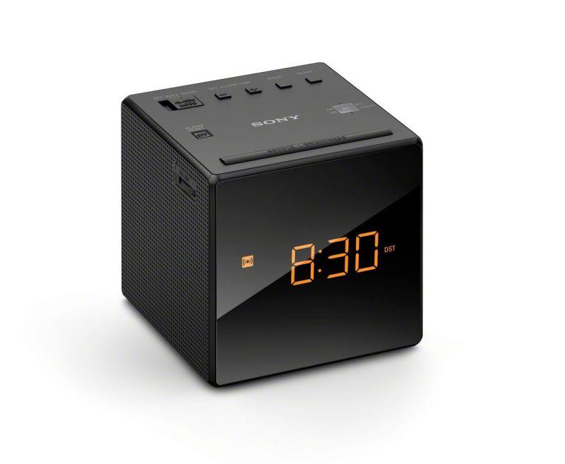 buy sony icf c1 radio alarm clock lcd display am fm clock. Black Bedroom Furniture Sets. Home Design Ideas