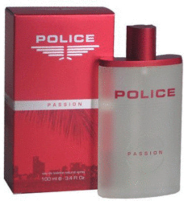 Police Passion Edt Perfume (for Men) - 100 Ml