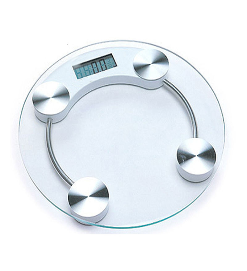 Weighing Machine Digital Personal Bathroom Scale available at ShopClues for Rs.499
