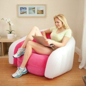 Intex Cafe Club Chair Air Sofa In India - Shopclues Online
