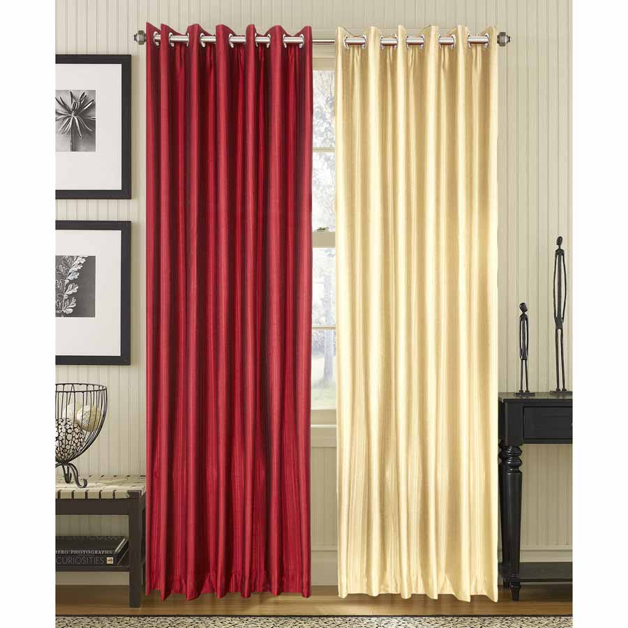 Home Kitchen Furnishing Curtains And Accessories Curtains Shop24 Deocr Solid