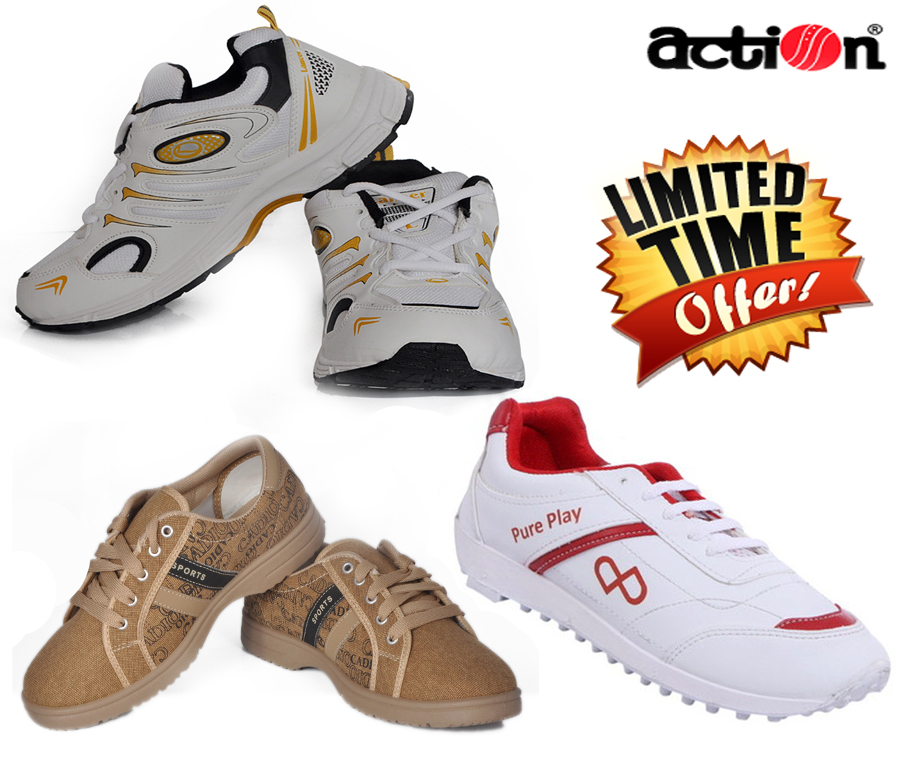 Branded sports shoes online shopping