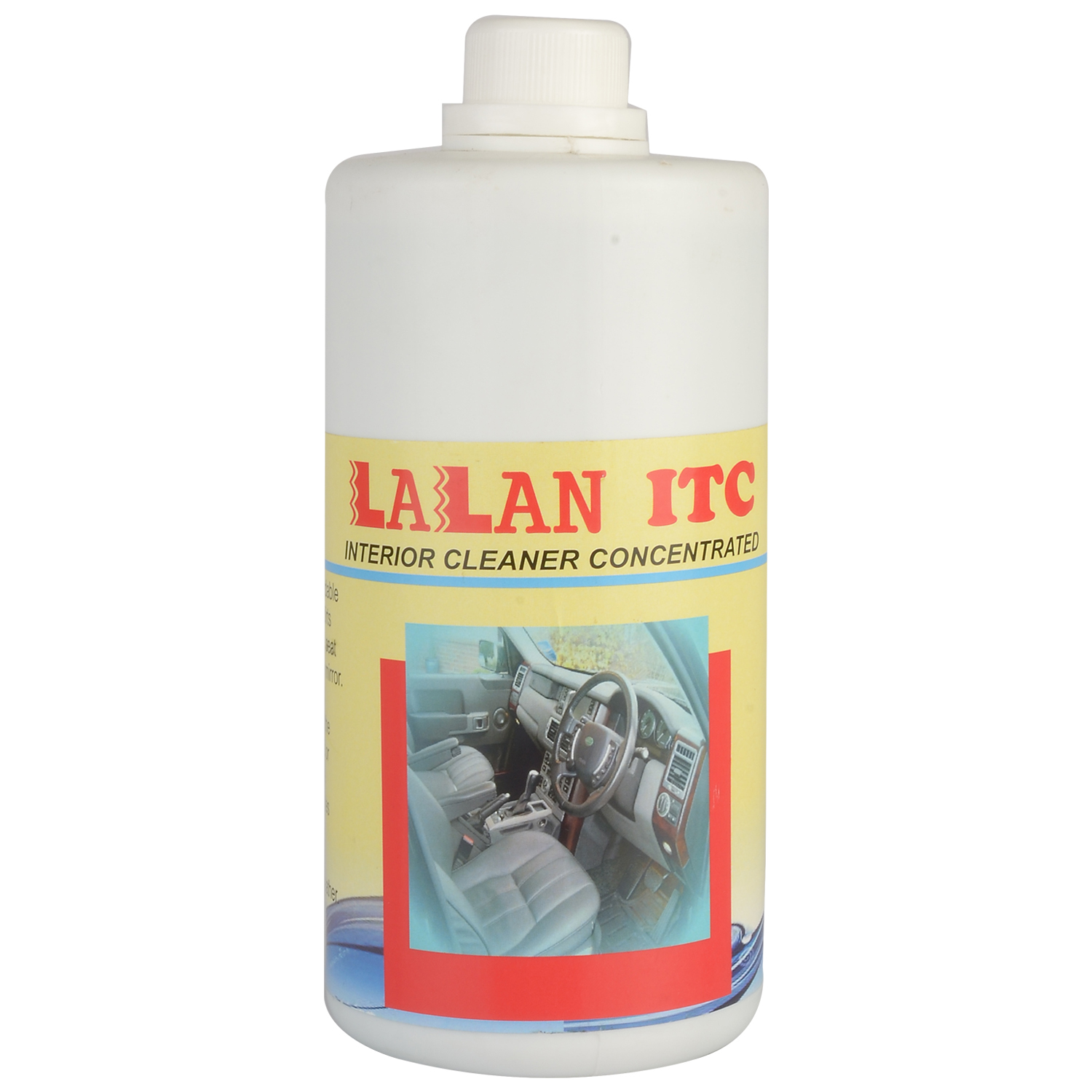 lalan itc concentrated interior cleaner. Black Bedroom Furniture Sets. Home Design Ideas