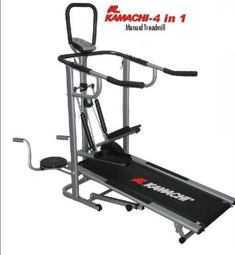 Livestrong Ls8 0t Treadmill Owners Manual: KAMACHI Branded Treadmill JOGGER 4 IN 1 Manual