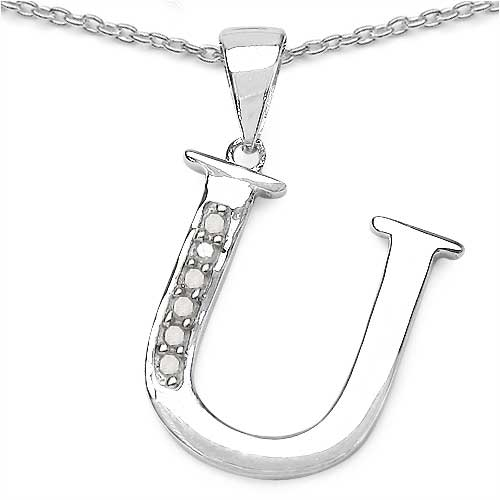 U Alphabet In Diamond Diamond Alphabet Letter U