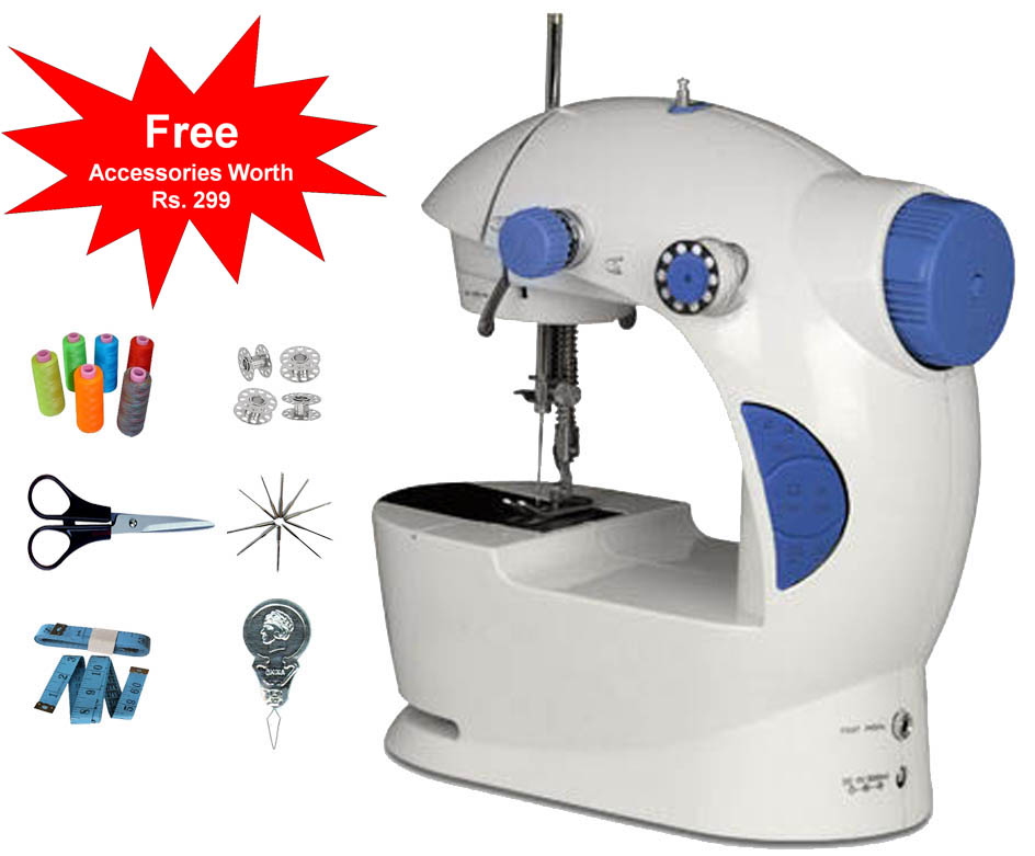 Mini Silai Machine available at ShopClues for Rs.1999