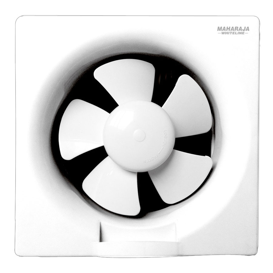 Maharaja Whiteline Opal 5 Blade (250mm) Exhaust Fan