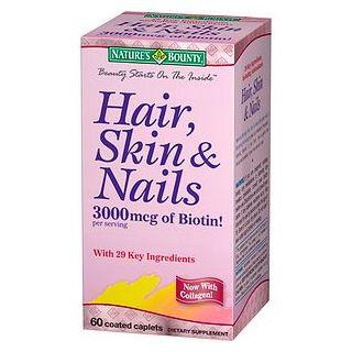 Natures Bounty Hair,Skin & Nails (60Caps)