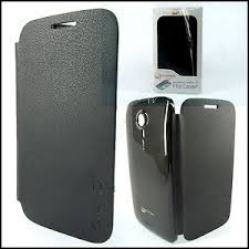 MICROMAX  A116 FLIP COVER Black Canvas HD available at ShopClues for Rs.139