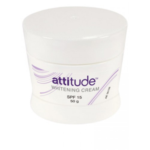 amway attitude skin care products