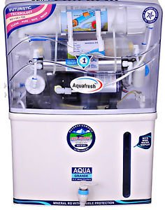 Aqua Grand Plus 9 Litre UV + RO + UF + Minerals Water Purifier