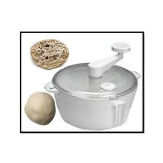 Annapurna Original Dough  Atta Maker Mixer for Roti Samosa with Measuring Cup available at ShopClues for Rs.149