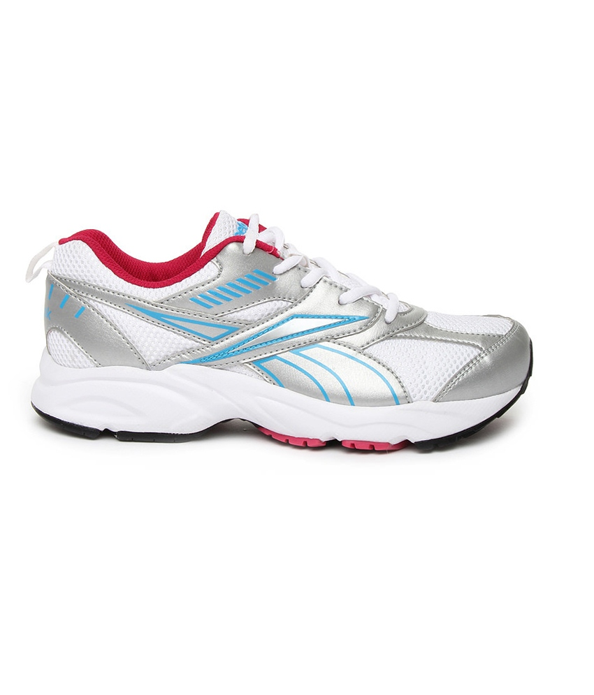 reebok white active sport ii sports shoes buy from
