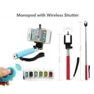 buy selfie stick with bluetooth remote control online in india 79303012 s. Black Bedroom Furniture Sets. Home Design Ideas