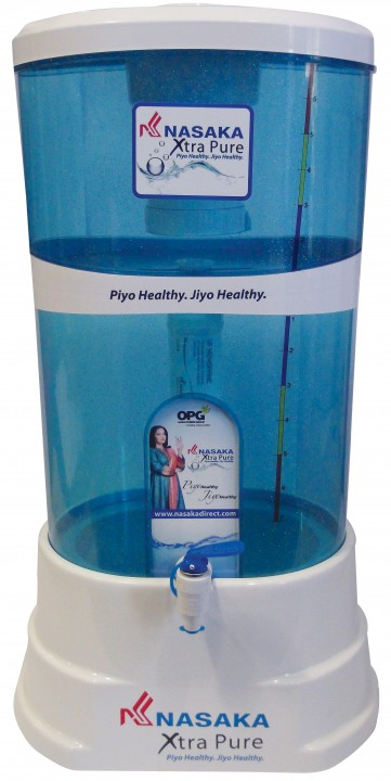 Nasaka Xtra Pure Water Purifier