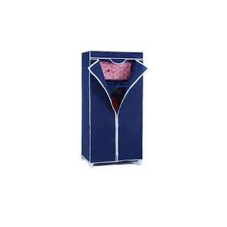 Folding Wardrobe Cupboard Stylish & Space Saving Almirah Best Quality available at ShopClues for Rs.2799