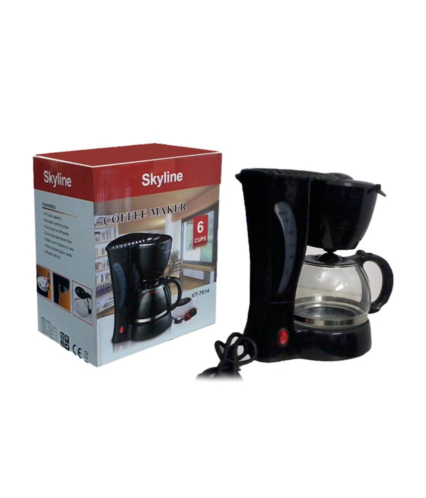 Buy Skyline Coffee Maker VT-7014 Online- Shopclues.com