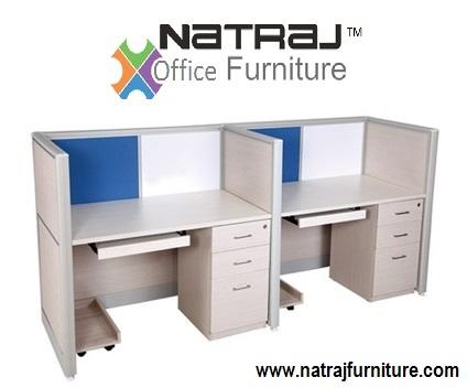 buy modular workstation furniture natraj office furniture online in