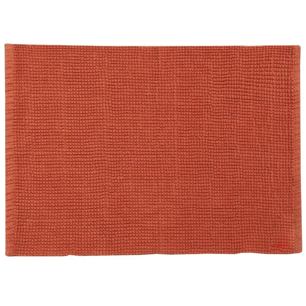 Swhf jumbo bath mat orange buy online from - Orange kitchen floor mats ...