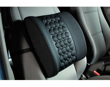 buy vibrating car back seat cushion for relaxation online in india 79705980. Black Bedroom Furniture Sets. Home Design Ideas