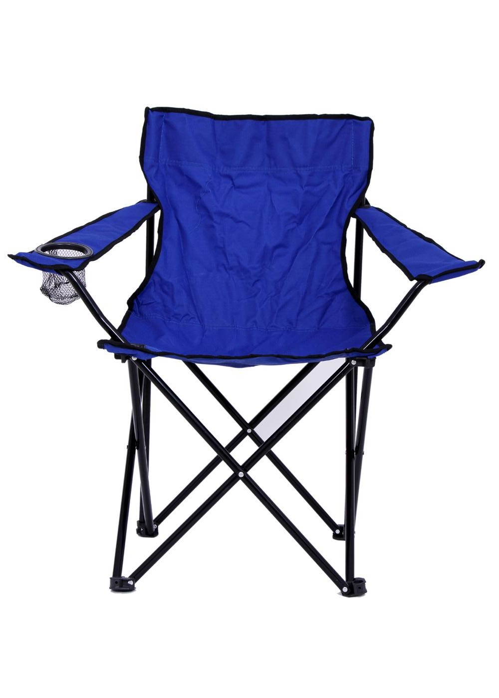 Folding Travelling Chair Blue